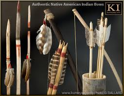 Native American hunting gear