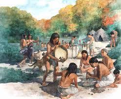 Hunter-gatherer society